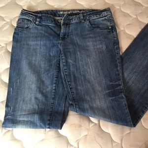 Mossimo size 11 junior jeans